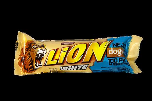 Nestle Lion White