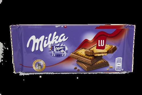 Milka LU Bar