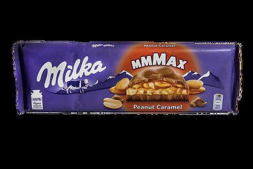 Milka Peanut caramel 300gm