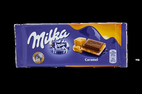 Milka Caramel Bar