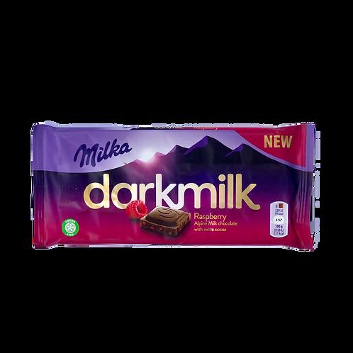 Milka Darkmilk Raspberry