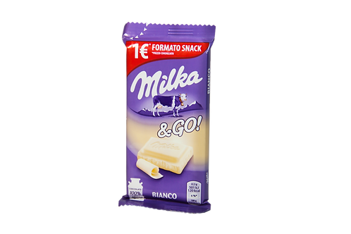 Milka & GO White Chocolate