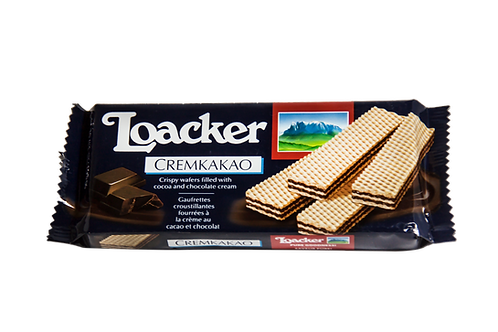 Loacker Chocolate 90gm