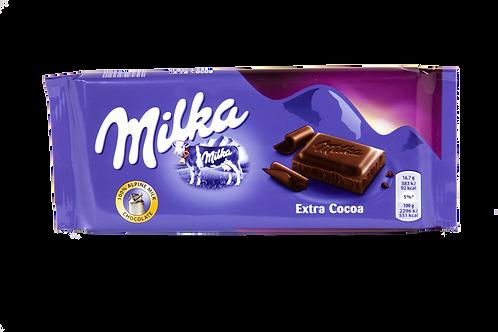 Milka Extra Cocoa Bar