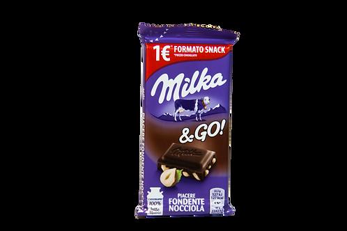 Milka & GO Hazelnut 45gm