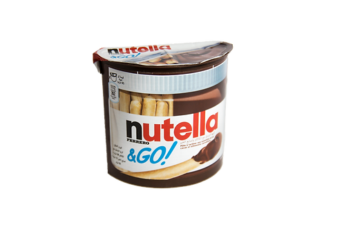 Nutella Go Breadsticks 52gm