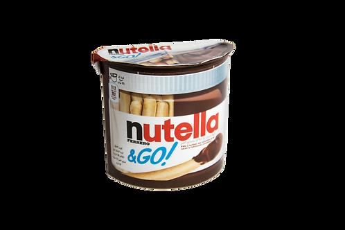Nutella Go Breadsticks 52gm
