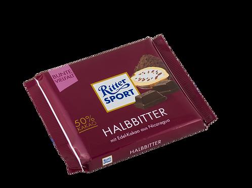 Ritter Sport Dark Chocolate 50%