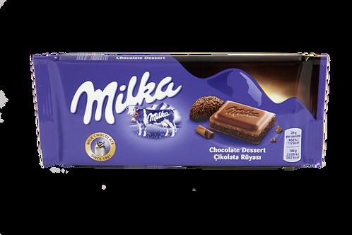 Milka Chocolate Dessert Bar