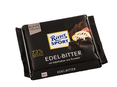 Ritter Sport Dark Chocolate 73%
