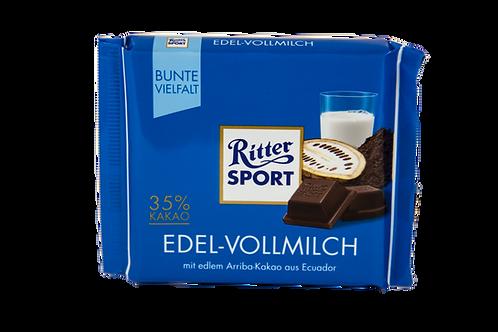 Ritter Sport Dark Chocolate 35%