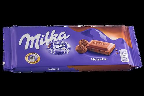 Milka Noisette Bar
