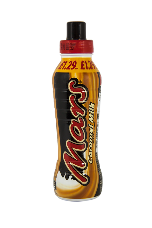 Mars Chocolate Caramel Drink