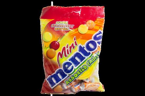 Mentos Mini Fruits Mix 250gm