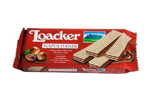 Loacker Hazelnut 90gm