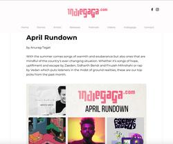 Dystorizon Indie Gaga Feature