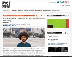 Dystorizon RSJ Feature