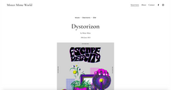 Dystorizon Mistermime Innerview