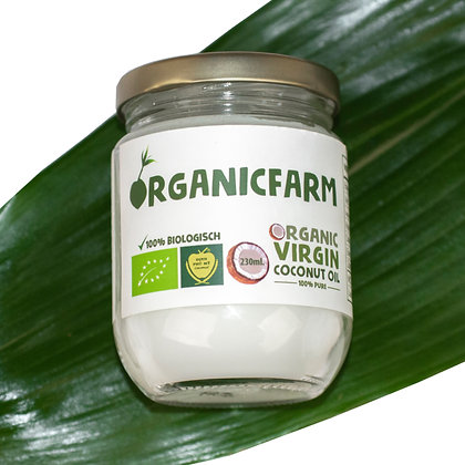 Kokosolie Organic Virgin