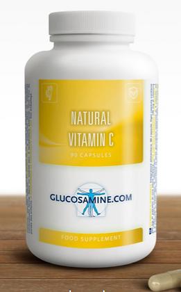 Vitamine C capsules