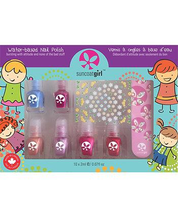 Eco nagellak Mini Mani Giftset