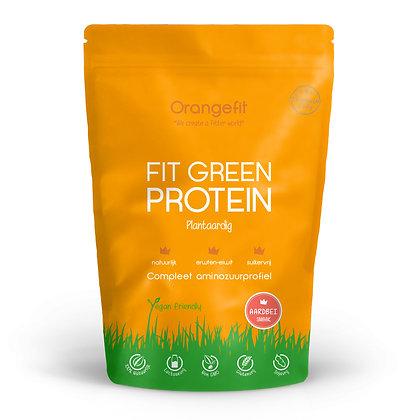 Fit Green Protein Plantaardige eiwitshake
