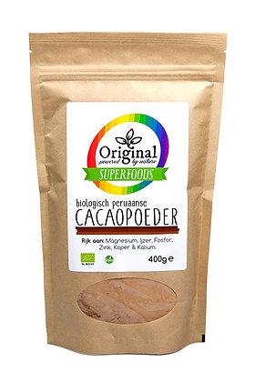 Cacaopoeder 400 gram