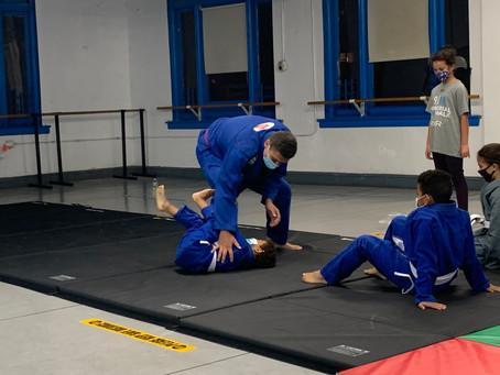 Kids Brazilian Jiu Jitsu Club 190th Manhattan