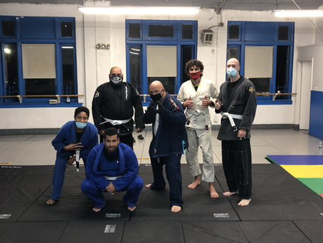 Brazilian Jiu Jitsu of Washington Heights