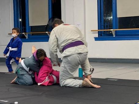 Brazilian Jiu Jitsu for Kids. 190th Manhattan. Thursdays & Saturdays 6:30pm.