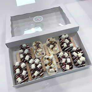 Hot Cocoa 9 pack - 3 classic hot chocolate, 3 dark chocolate peppermint, 3 cookies n cream