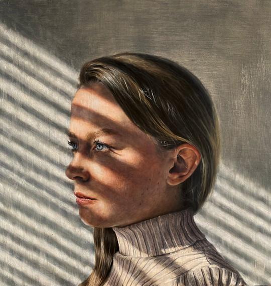 Isolation self portrait 2020