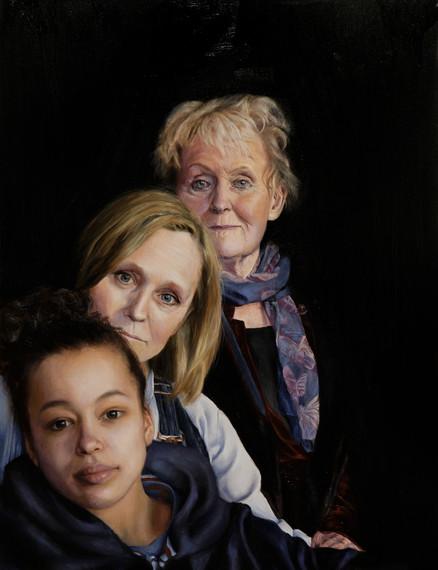 Women of the Morgan Family