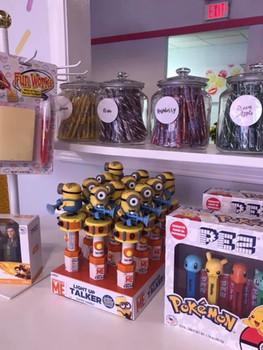 Sugar Buzz novelty candy