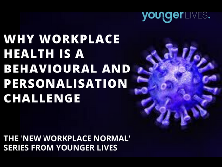 Why workplace health is a behavioural and personalisation challenge