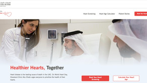 World Heart Day 2021: Proud to be supporting Cleveland Clinic with Heart Age since 2016