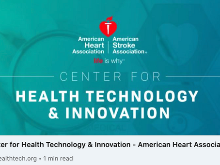 Younger Lives founder starts American Heart Association advisory position