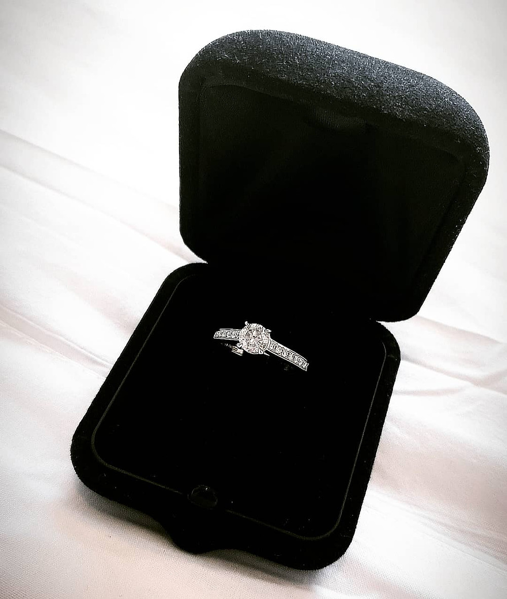 engagement-ring-in-a-black-satin-box