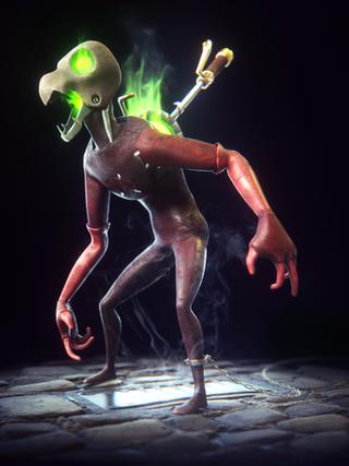 Lever Mutant