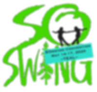 SOswing Logo, Convention 2020 Date-TEAL.