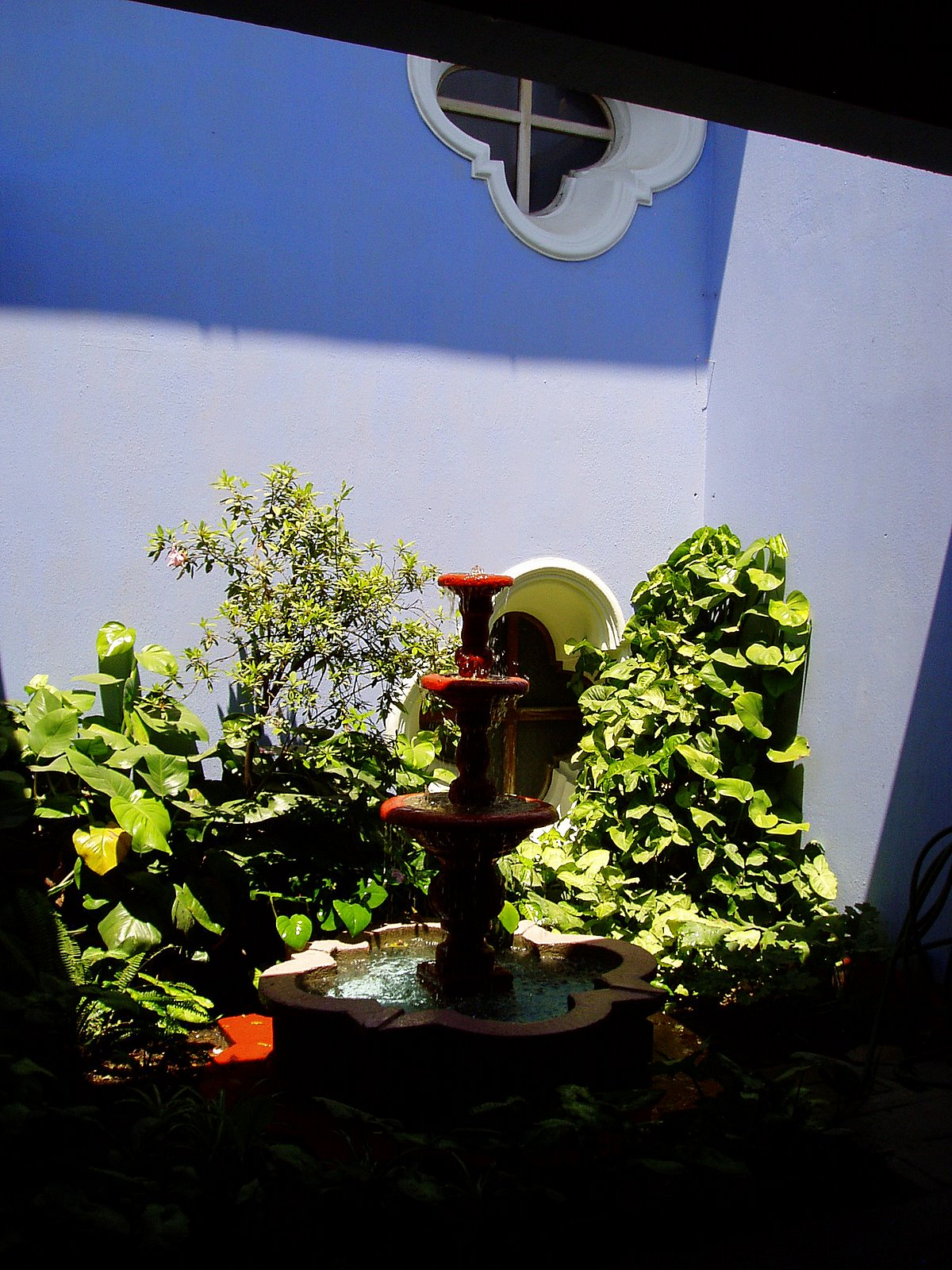 Innenhof Guesthouse/ Antigua
