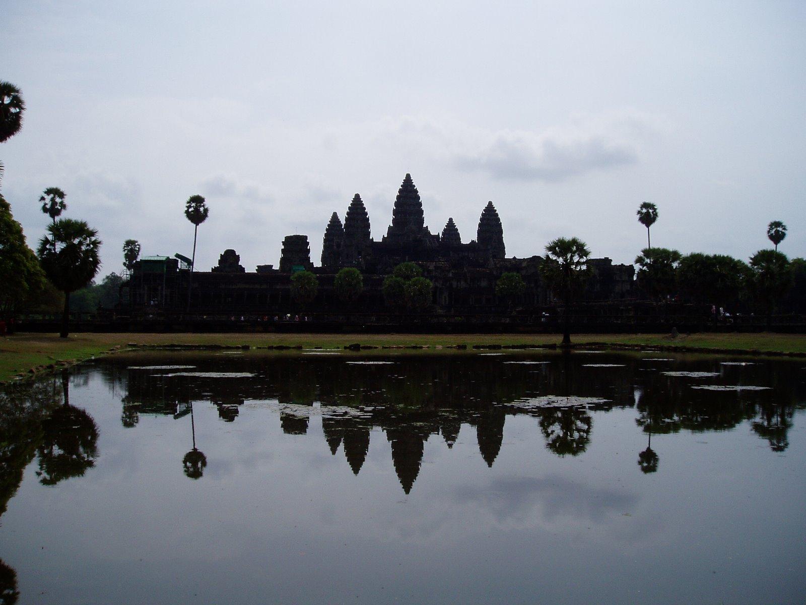 Ankor Wat/ Kambodscha