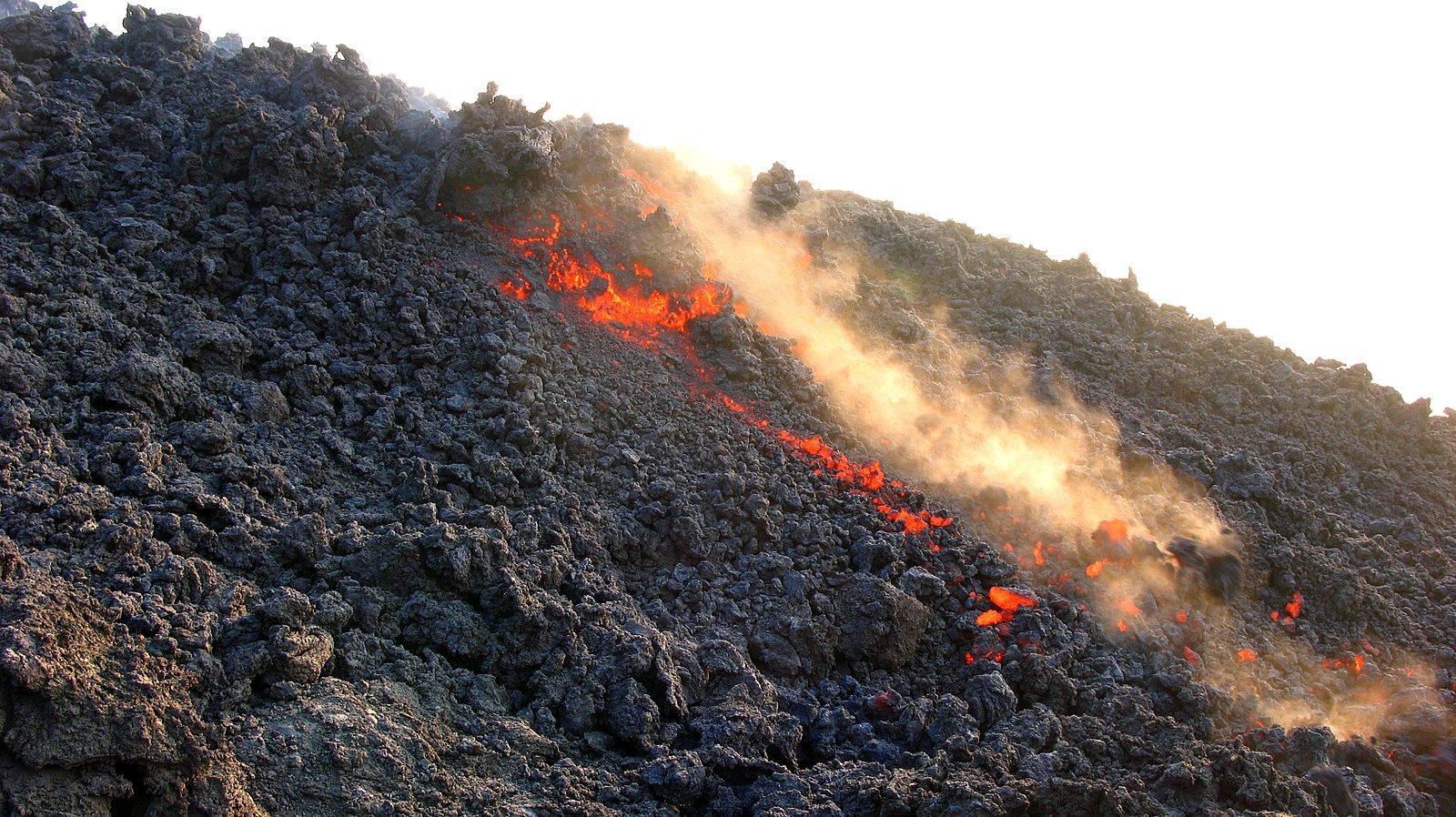 Vulkan Pacaya/ Guatemala
