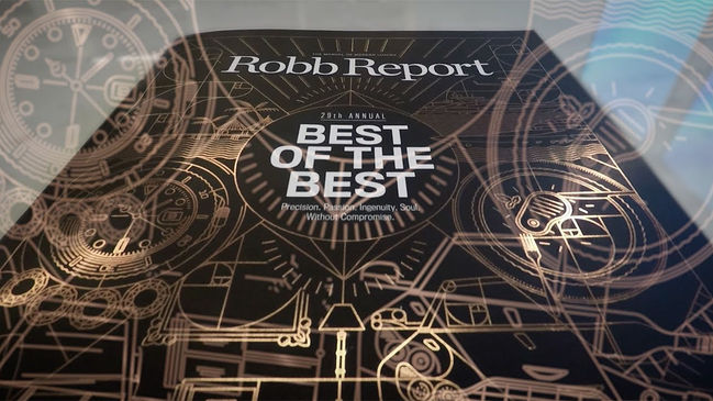 The New Robb Report