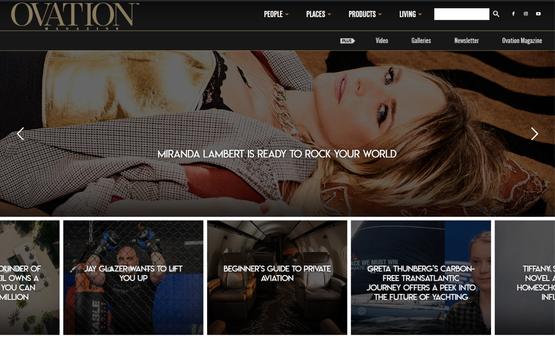 OvationMagazine.com