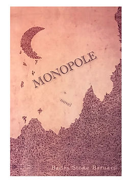Monopole, a novel by Bailey Stone Barnard