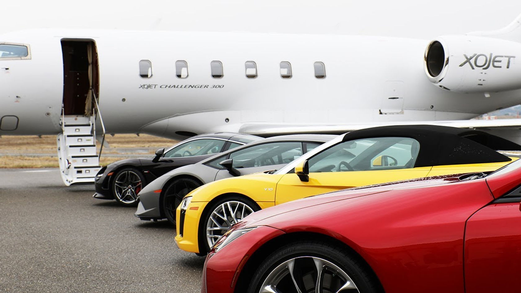 XOJET at Car of the Year