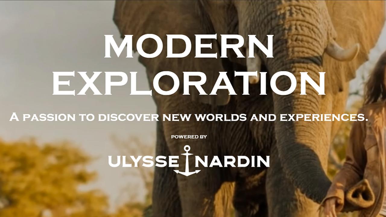 Modern Exploration powered by Ulysse Nardin