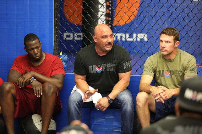 Jay Glazer's MVP Saves Lives By Putting Veterans & Athletes Together