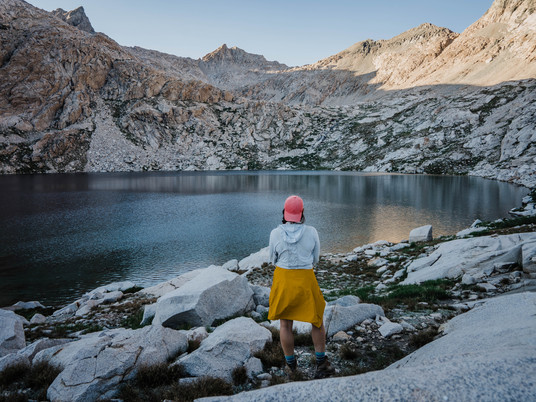 Sequoia National Park Backpacking Trip